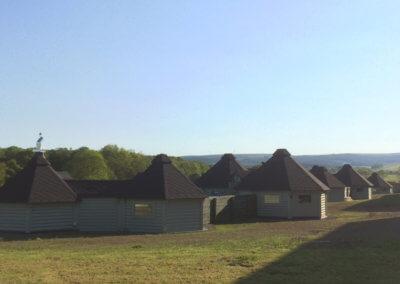 Kelty Cabin Village